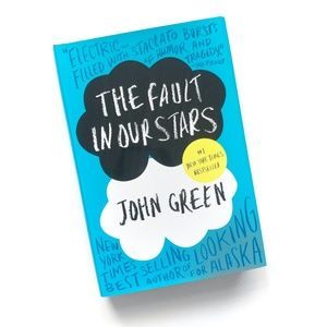 The Fault in Our Stars by John Green Hardcover